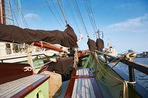 An Bord eines Segelschiffes von sven-fuchs-fotografie