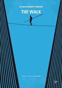No796 My The Walk minimal movie poster by chungkong