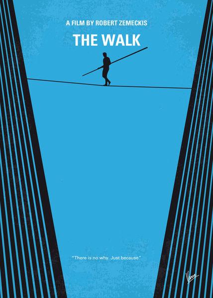 No796-my-the-walk-minimal-movie-poster