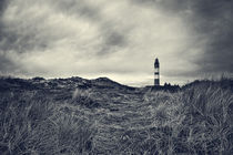 Wolken über Amrum s/w by AD DESIGN Photo + PhotoArt