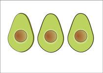 Avocados von Jutta Ehrlich