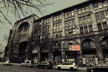 Kulturhaus Tacheles, Berlin Oranienburger Straße by hottehue