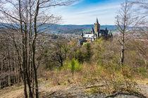 Das Schloß in Wernigerode by Rico Ködder