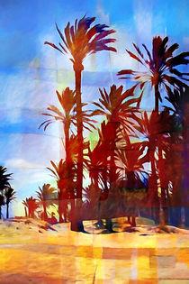 Mil Palmeras by arte-costa-blanca