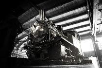 Steam Train, Locomotive by hottehue
