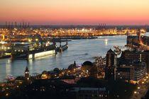 Hafenstadt Hamburg by Patrick Lohmüller