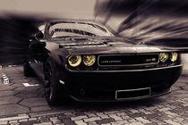 Dodge Challenger SRT by hottehue
