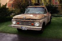 FORD Pickup, Ford 1964 von hottehue