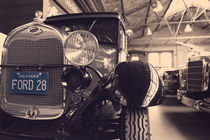 1928 Ford Model A by hottehue