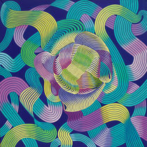 Weltall von Olga Krämer-Banas