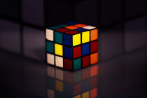 rubix cube by hottehue
