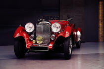 lagonda 1936 by hottehue