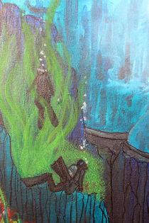 Unterwasser 5 von Edmond Marinkovic