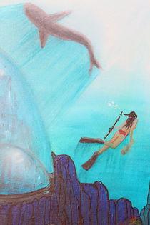 Unterwasser 3 von Edmond Marinkovic