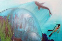 Unterwasser 2 von Edmond Marinkovic