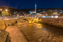 Old Stone Bridge, Prizren	 by Christian Braun