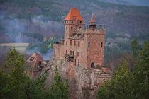Burg Berwartstein by Christian Braun