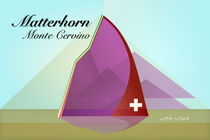 Matterhorn by Hubert Glas
