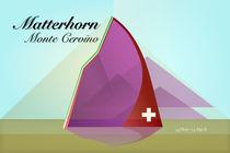 Matterhorn von Hubert Glas