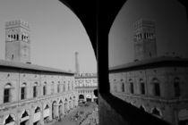 Torre degli Asinelli  by Azzurra Di Pietro