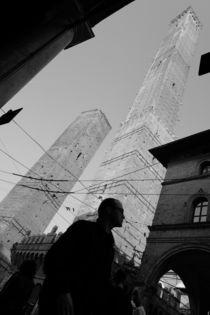 Le due torri by Azzurra Di Pietro