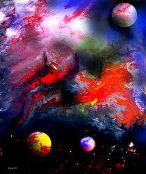 Sternenfreude by Mansur Zamani