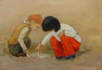 Ursprung der Malerei von alfons niex