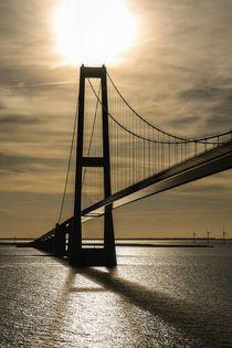 Storebeltbrücke von Petra Arians