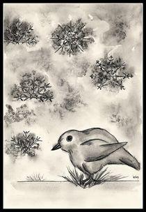Poor blackbird von dieroteiris