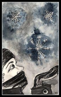 First Snow II von dieroteiris
