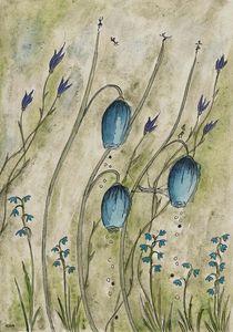 Spring Flowers II von dieroteiris