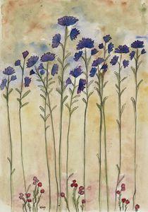 Spring Flowers IV von dieroteiris