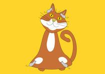 Die Katze, die Mäuse nicht zum Fressen gern hat by Jutta Ehrlich