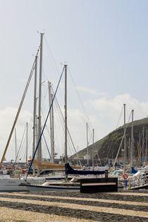 Am internationalen Segelhafen Horta by art-dellas