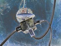 Broken plug socket on spaceflight by Raymond Zoller