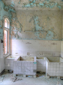 Verlassene Orte - Beelitz Heilstätten 08 by schroeer-design