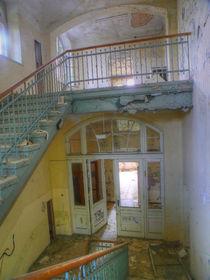 Verlassene Orte - Beelitz Heilstätten 07 by schroeer-design