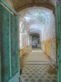 Verlassene Orte - Beelitz Heilstätten 06 by schroeer-design