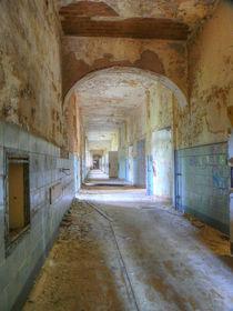 Verlassene Orte - Beelitz Heilstätten 05 by schroeer-design