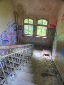 Verlassene Orte - Beelitz Heilstätten 04 by schroeer-design