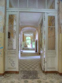 Verlassene Orte - Beelitz Heilstätten 02 by schroeer-design