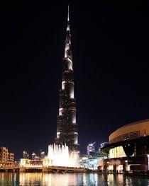 Burj Khalifa  von haike-hikes