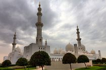 Sheikh Zayed Mosque by haike-hikes