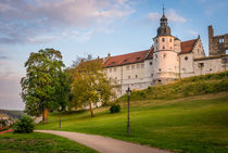 Schloss Hellenstein by ralf zimmermann