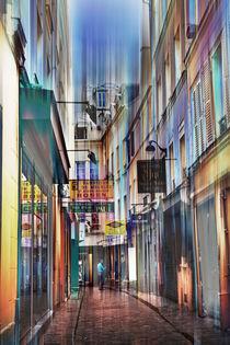 Passage du Chantier - Paris by sternbild