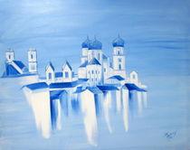 """""""Schwimmende Stadt"""" by Hans Hackinger"""