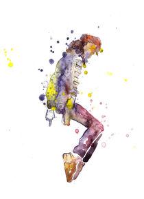 Michael Jackson by mikart