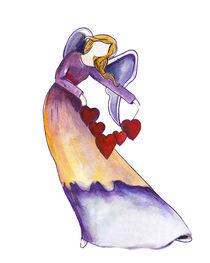 Heart's Angel by mikart