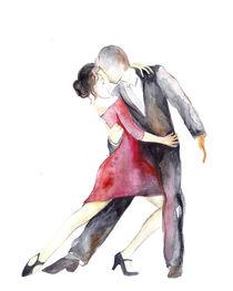 Tango Dance von mikart