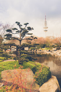 Japanischer Garten in Planten un Blomen Hamburg von Pascal Betke